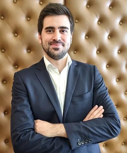 Nomination de Florian Civit au poste de Gérant de fonds immobilier Junior au sein du pôle de gestion immobilière.