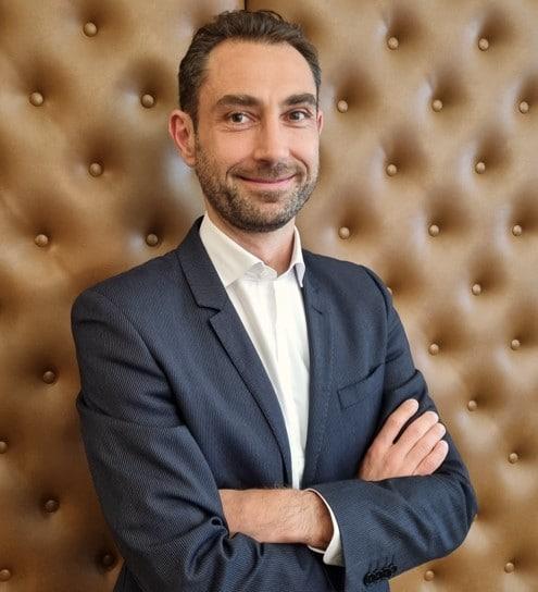 Nomination de Franck Krikorian au poste d'Assistant Gérant au sein de l'équipe de gestion financière